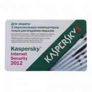 Антивирус Kaspersky Internet Security (2-ПК 1 year Renewal Card Продление)