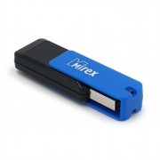 Флеш диск 16GB USB 2.0 Mirex City синий
