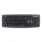 Клавиатура провод. Genius KB-110X (PS/2), black
