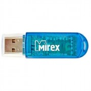 Флеш диск 16GB USB 2.0 Mirex ELF синий