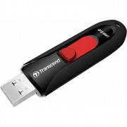 Флеш диск 64GB USB 2.0 Transcend JetFlash 590, черный