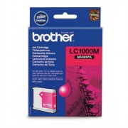 Картридж  Brother LC 1000M DCP130C Magenta 400pages