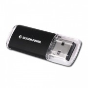 Флеш диск 16GB USB 2.0 Silicon Power Ultima II-I Series, черн