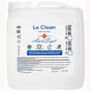 Антисептик 5000 мл. (>70% спирта)  Le Clean ANTISEPTарт.LC-L5000S